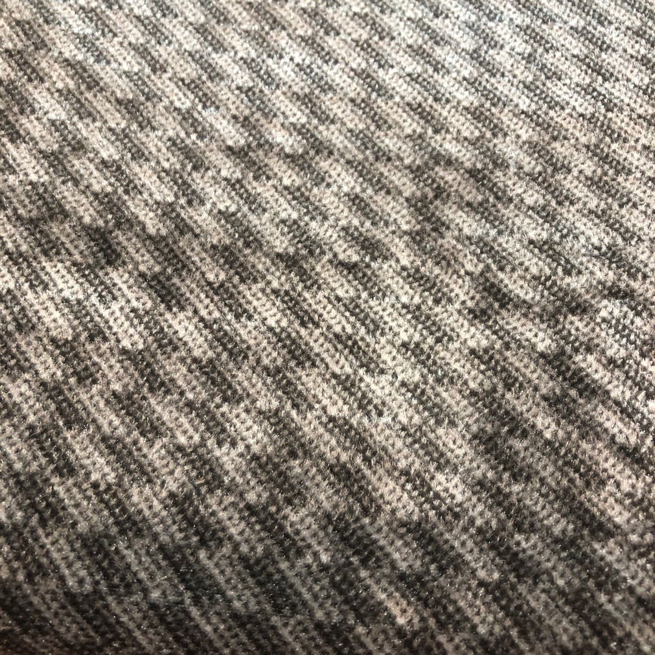 Jacquard Bus Seat Fabric With 2cm Foam