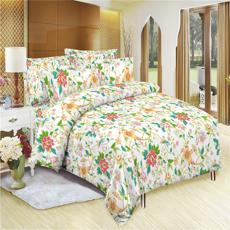 Light Color Fabric for Bed Sheets